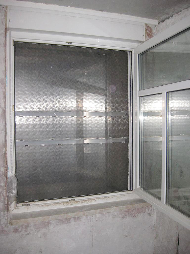Turbo Hochwasserschutz für Kellerfenster unser sicherster Schutz OX84